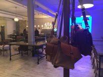 Enright's Handbags.
