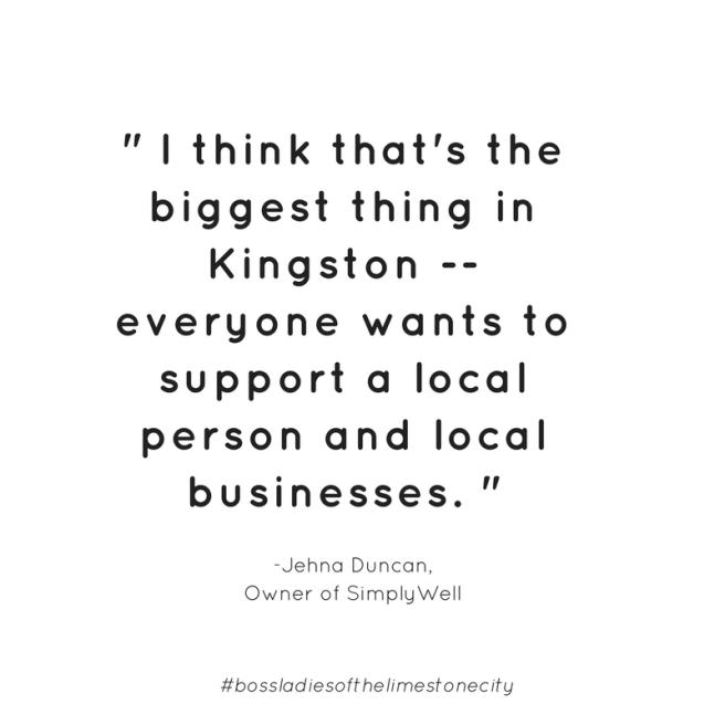 Jehna Duncan Quote