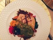Black Dog Arctic char private dinner