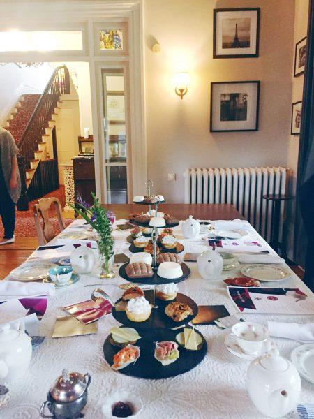 Hochelaga Inn High Tea