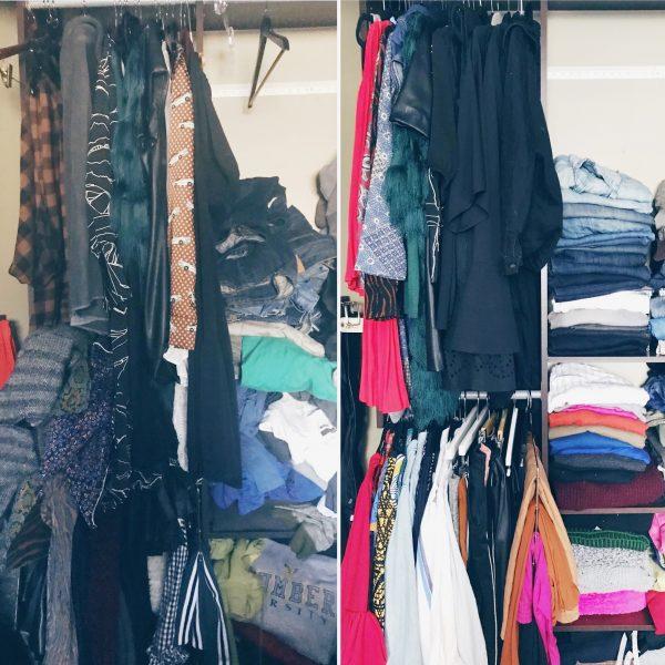 popped closet - closet organizer